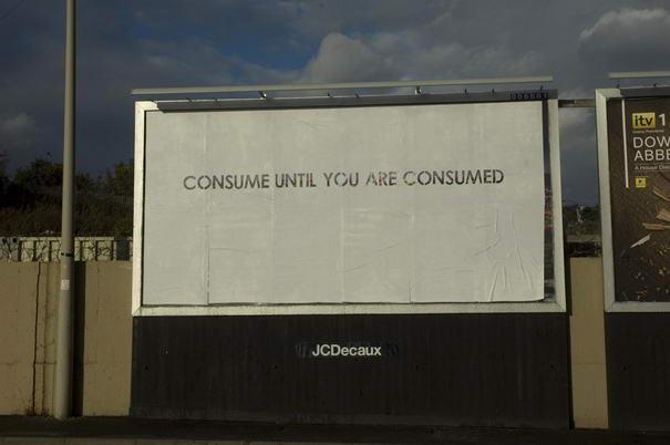 Consume Street Art