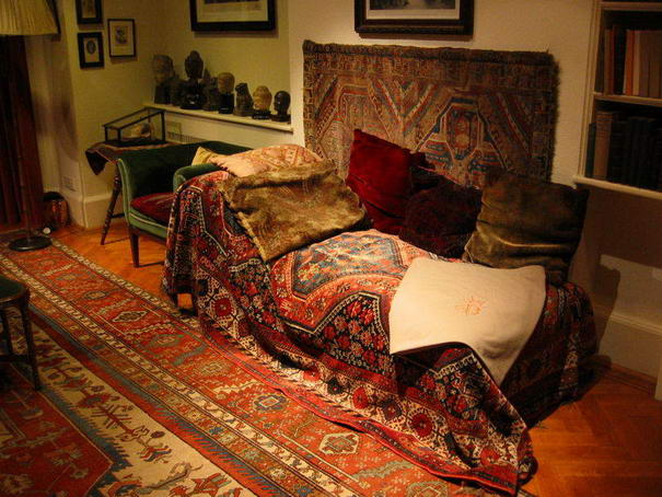 Freud's Therapy Couch Konstantin Binder
