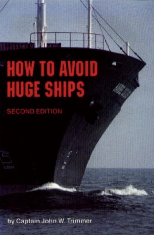 How To Avoid Huge Ships Weirdest HowTo Books