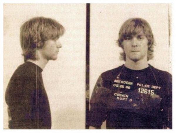 Kurt Cobain - 1986