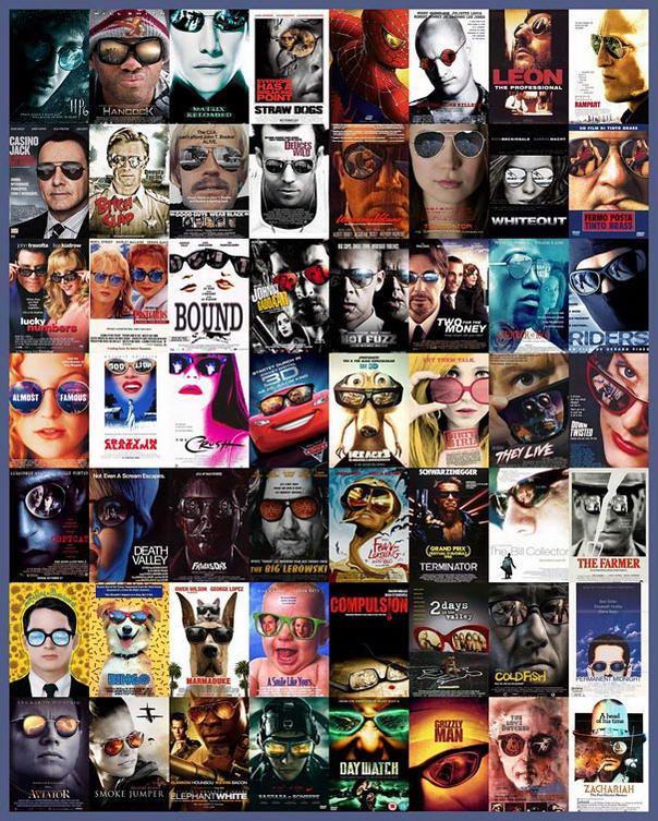 Movie Poster Cliches (10)