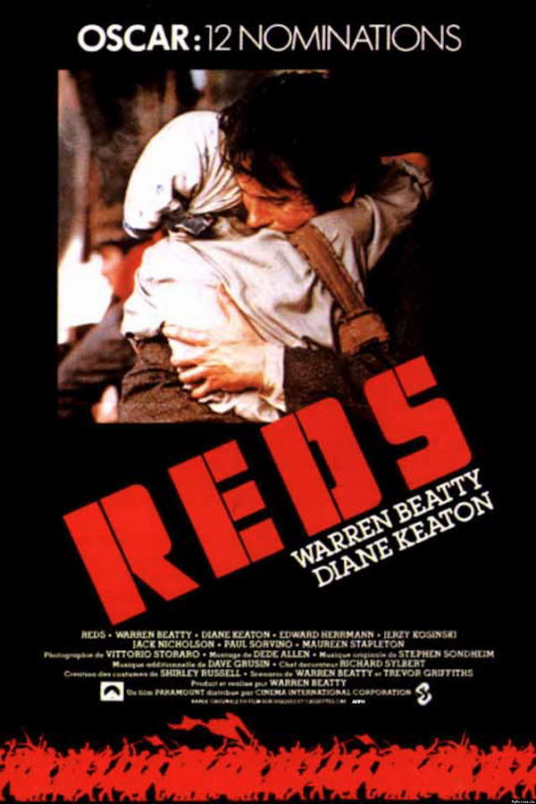 Reds Movie Poster