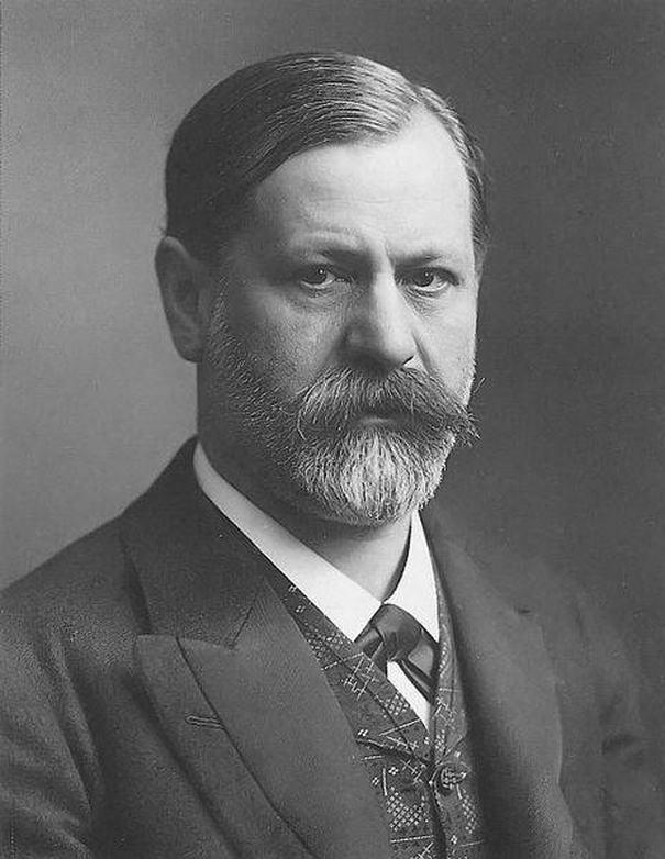 Sigmund Freud in 1907