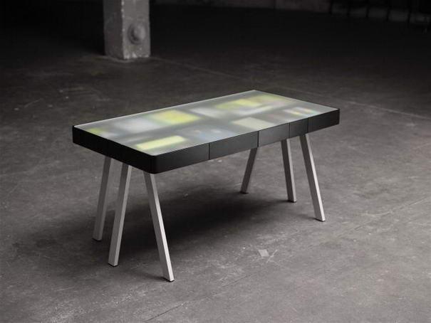 Treasury Table