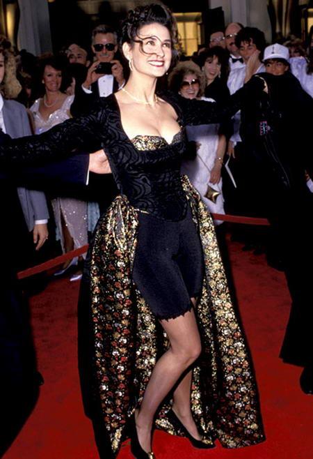 Demi Moore - 1989