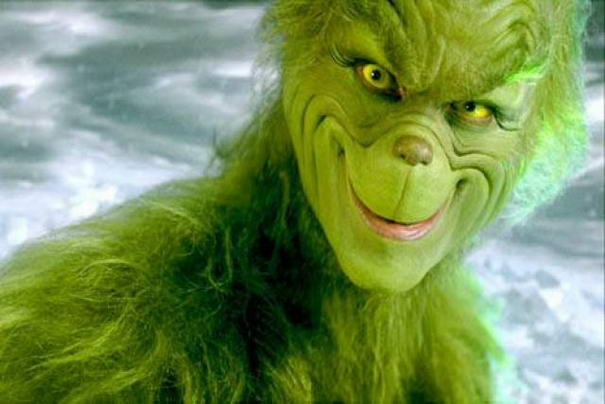 grinch - How The Grinch Stole Christmas Jim Carrey