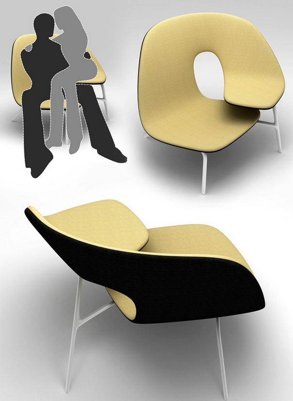 Hug Chair by Ilian Milinov (1)