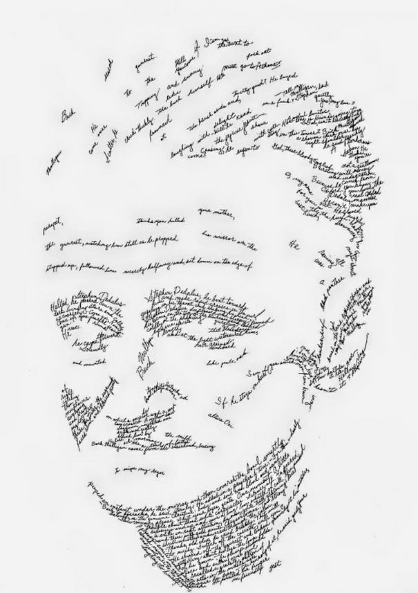 James Joyce as Ulysses