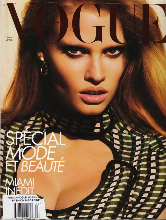 10 Most Stylish Vogue Magazine Covers By Mert Alas and ...