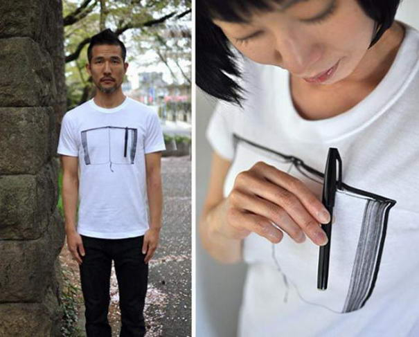 Pen Holder TShirt