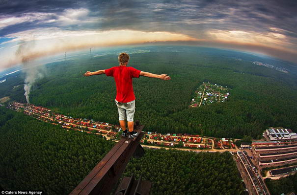 Skywalking By Marat Dupri (7) Breathtaking Photos