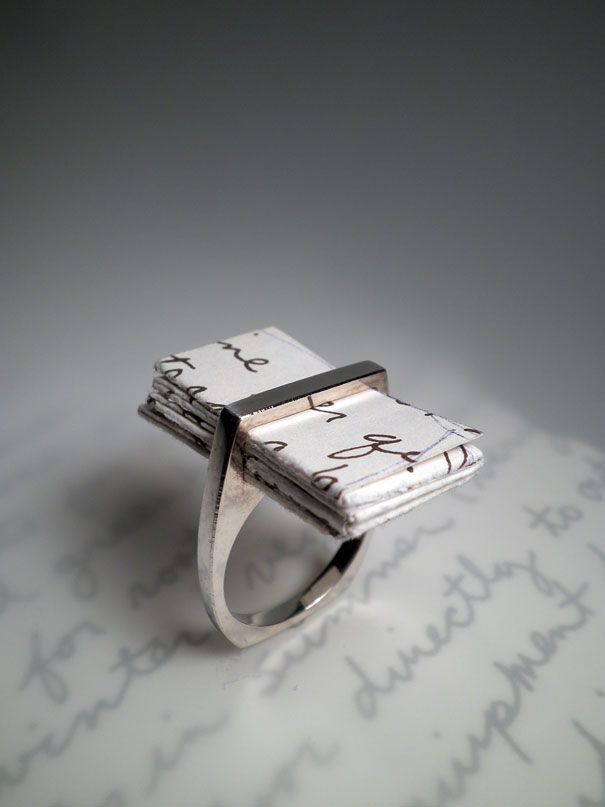 I (Thou) Ring By One Origin Jewelry
