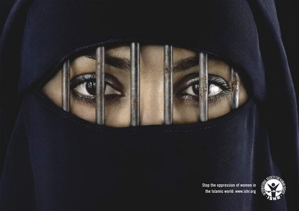International Society for Human Rights Print Advertisements