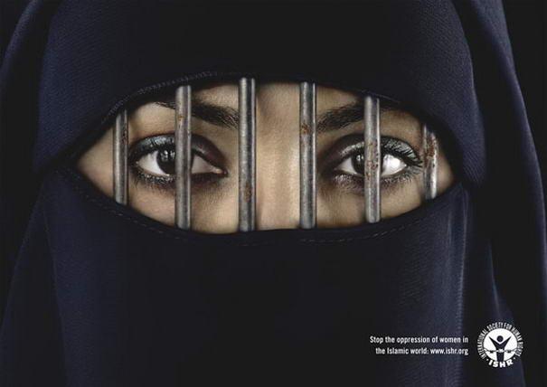 International Society for Human Rights Print Advertisements