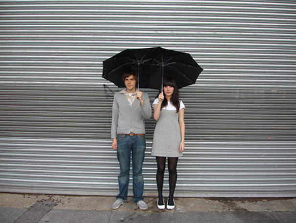 Love affair Creative Umbrellas