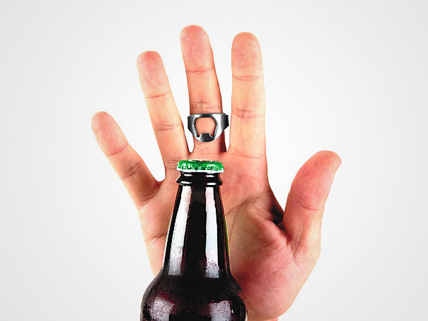 Ring Thing Bottle Opener By StuffJunction (1)