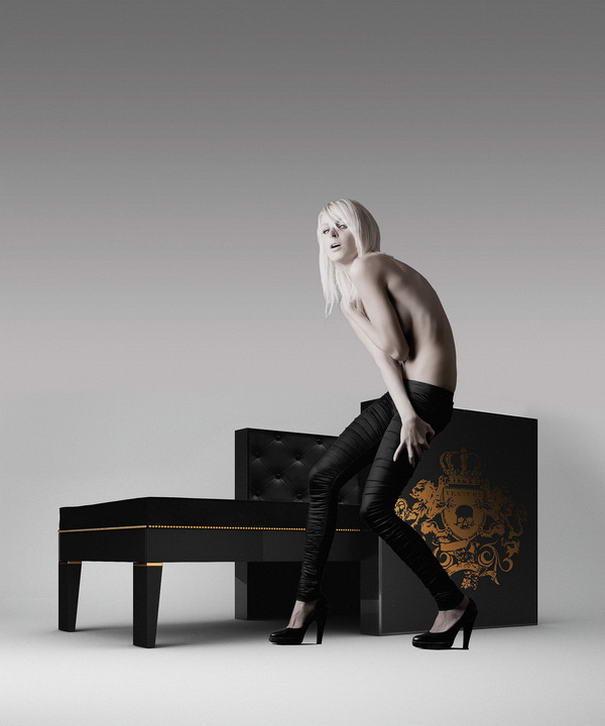 Royal Rock Limited Edition by VENTURY PARIS (2) Sofa Designs