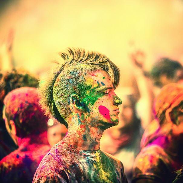 Splash And Colour by Thomas Hawk