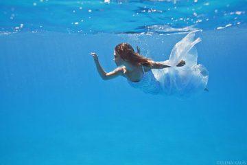 Underwater Photos By Elena Kalis