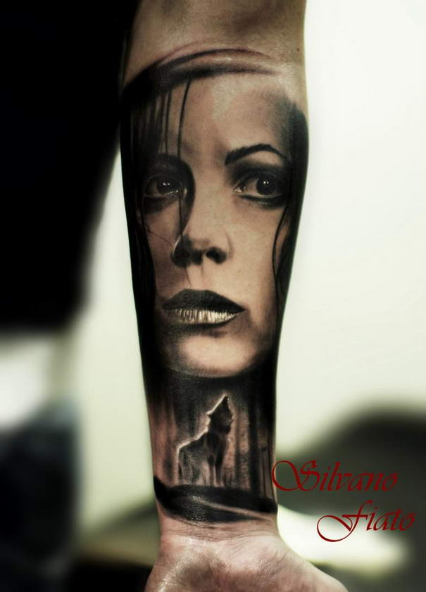 Realistic Tattoos By Silvano Fiato (7)