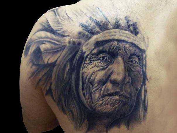 Realistic Tattoos By Silvano Fiato (1) Tattoo Portraits