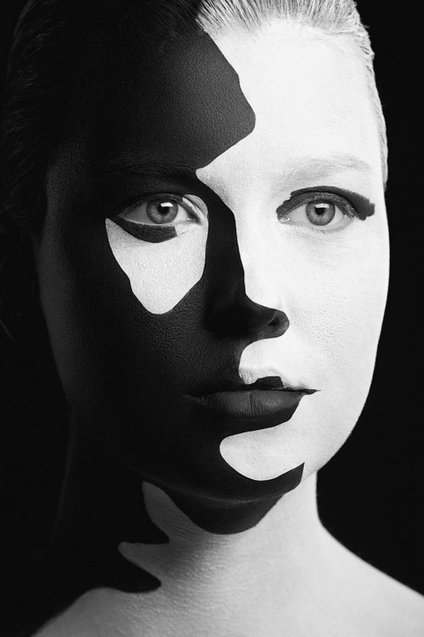 shadow face khokhlov alexander illustrations most