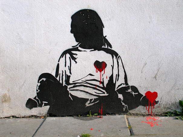Street Art (1) Street Art Examples
