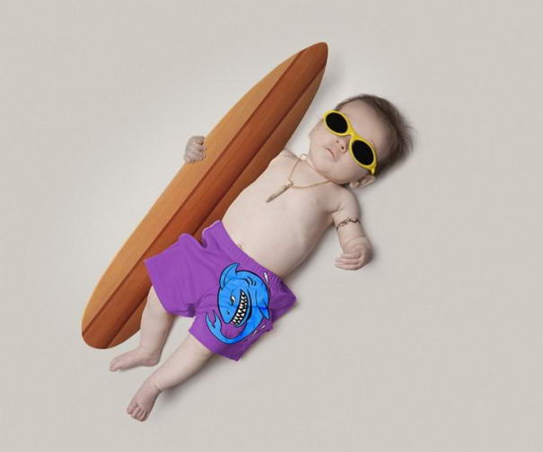 Surfer Baby