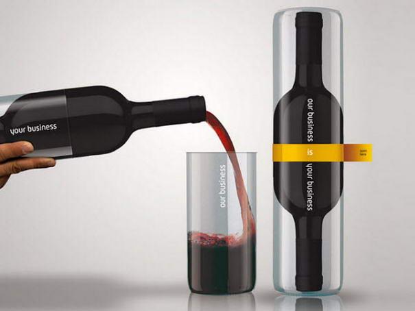 Ampro Bottle Packaging Design