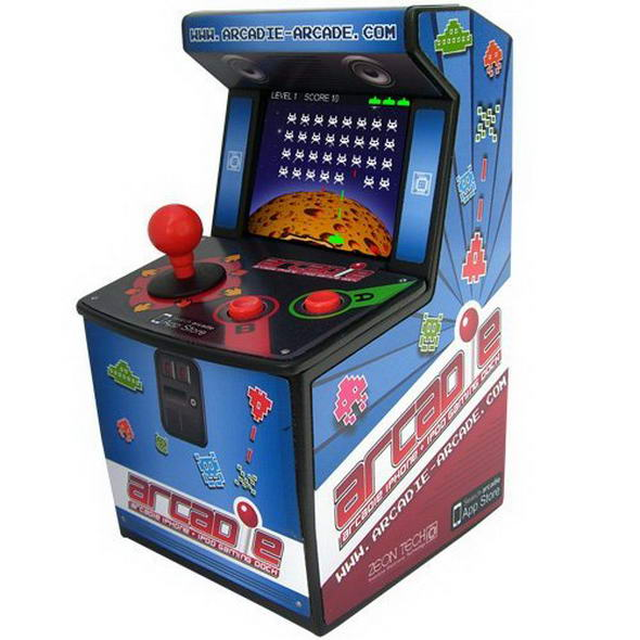 Arcadie iPhone  iPod Arcade Gaming Unit