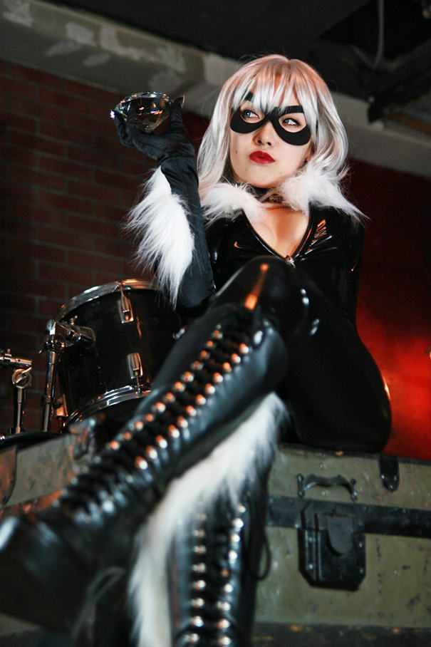 Black Cat By JIRO