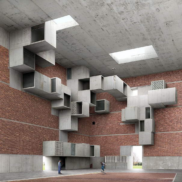 By Filip Dujardin (10) Architectural Photography