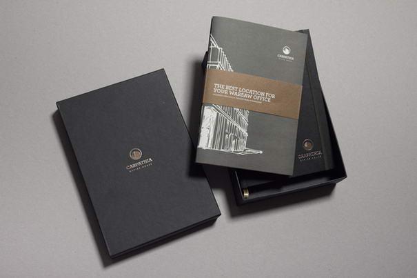 classy brochure design - 10 most elegant brochure designs from various designers