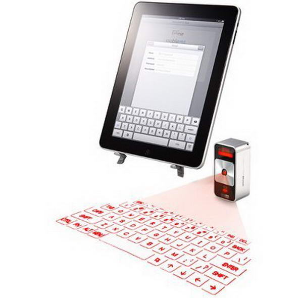 Magic Cube Laser Projection Keyboard