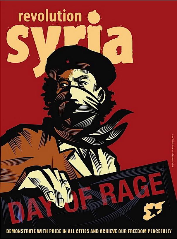 Revolution Syria