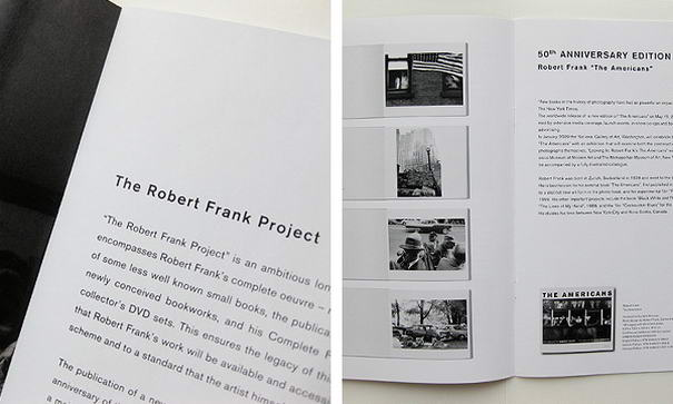 Steidl - The Robert Frank Project (2)