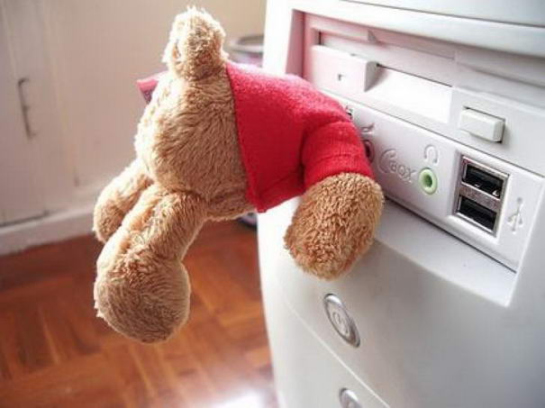 Teddy Bear USB
