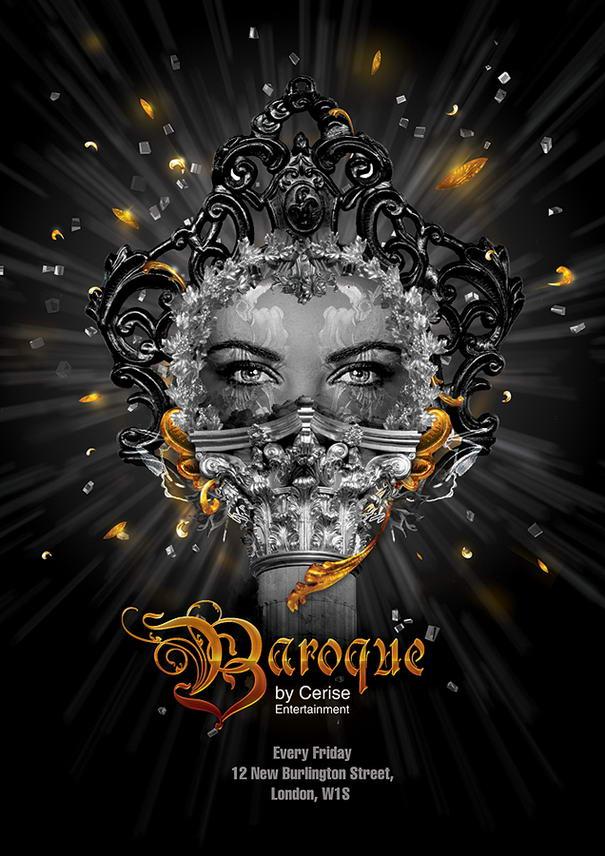 Baroque flyer by ElenaSham