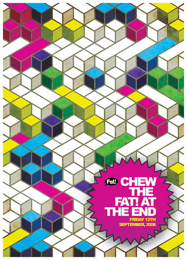 Chew The Fat September Flyer