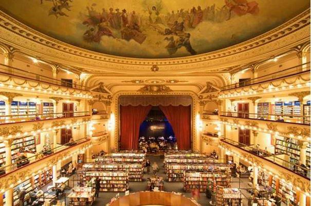 Libreria El Ateneo Grand Splendid (2)