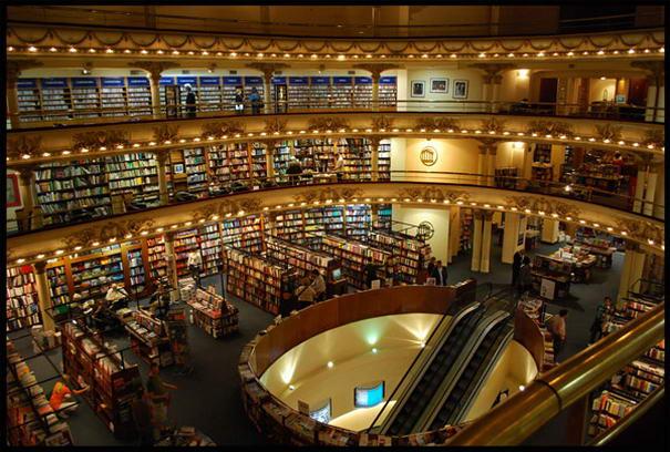 Libreria El Ateneo Grand Splendid
