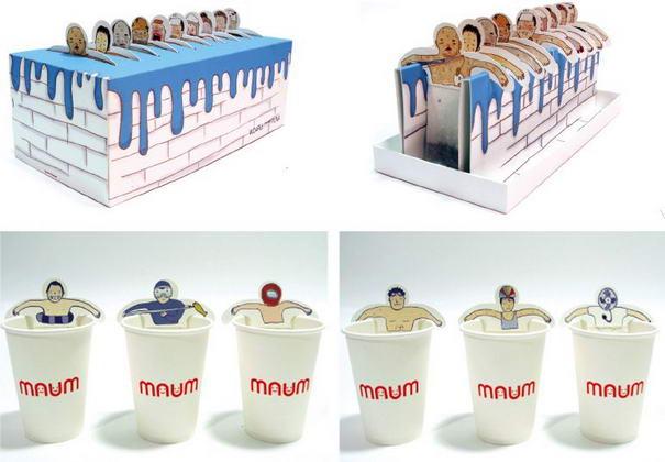 Mnum Tea Bag by Wdaru Studio