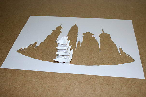 Paper Art By Peter Callesen (7)