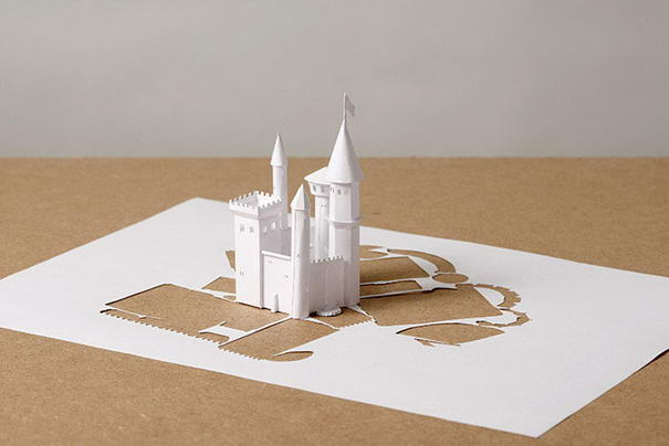 Paper Art By Peter Callesen (9)