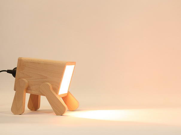 Playful Frank Lamp by Pana Objects