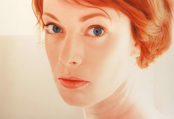 Portrait de Luh