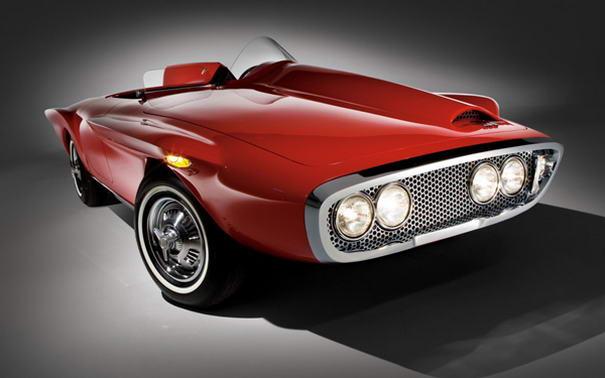 1960 Plymouth XNR (2)