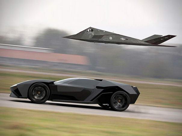Lamborghini Ankonian Concept (2)