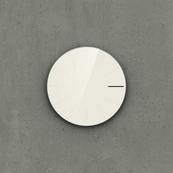 Obligatory Designer Clock