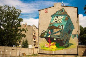 Traphouse – Lodz Poland 2012